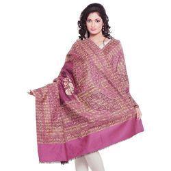 Kashmiri Pink Cashmilon Shawl 174
