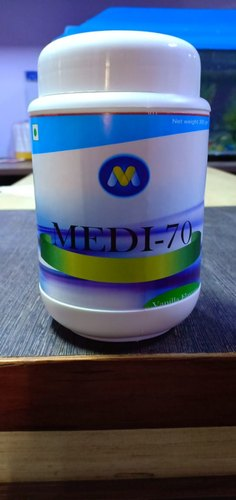 70 % whey protein Medi 70, Packaging Type: Bottle