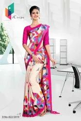 Uniform Sarees For Womans