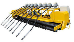 Vibrating Roller Paver
