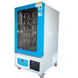 Benchtop Glass Door Lab Refrigerator, Electricity, Capacity (in Liters): 50