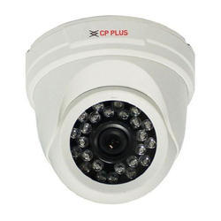 CP Plus Dome Camera, 0.4W 2.5W After IR LED Powered On