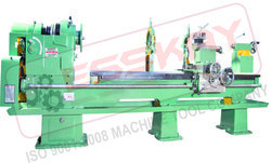Heavy Duty Cone Pully Lathe Machine KEH-5-300-100-375