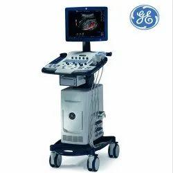 GE Healthcare Logiq V5 Used Ultrasound Machine
