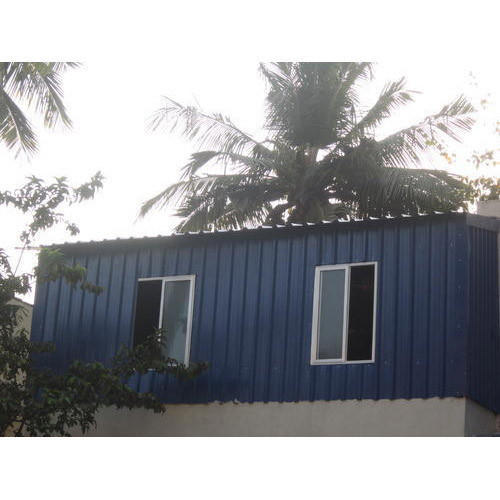 Galvanized Iron Terrace Roofing Sheds Rs 110 Square Feet