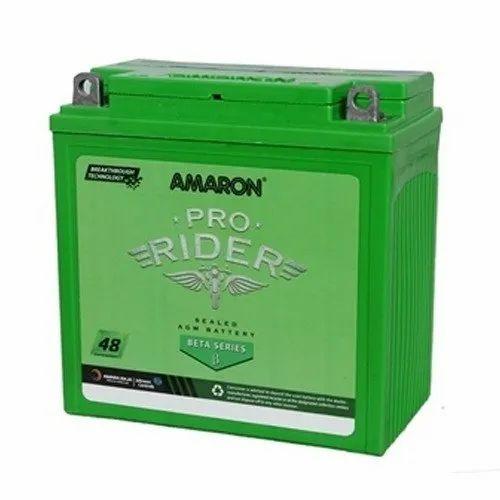 Amaron Battery PR-12APBTZ4L Image