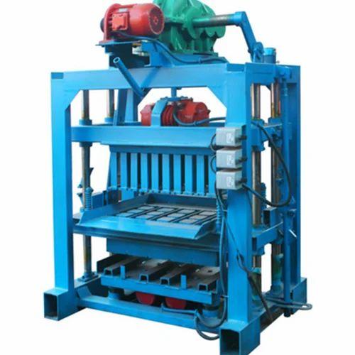 Hollow Block Machine