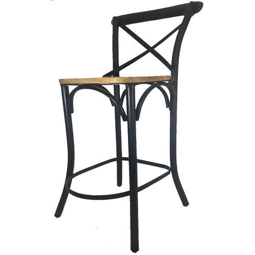 Lalji Handicrafts Multi Color Iron Vintage Bar Chairs At Rs 4999
