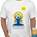 Yoga Day T Shirt