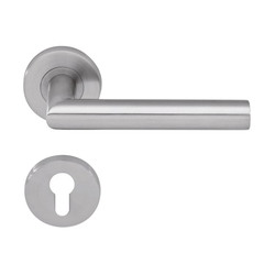 Dorma Stainless Steel Lever Handle
