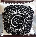 Embroidered Cushion Cover