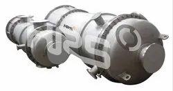 HRS Ammonia Gas Condenser