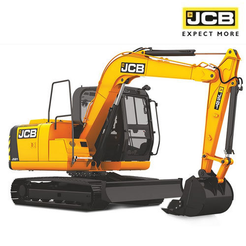 Jcb Js81 Tracked Excavator Model Js81 Jcb India Limited Id