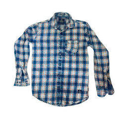 Mens Cotton Lining Casual Shirts