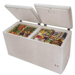 Double Door Deep Freezer
