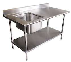Sink Camping Table
