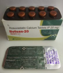 Rosuvastatin 20mg (ROTSAN 20)