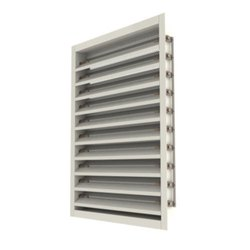 Aluminum Adjustable Louver