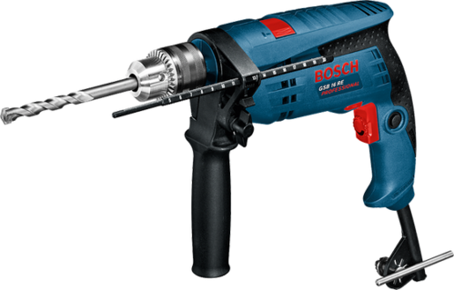 Bosch GSB 16 RE Impact Drill, 701 W, Voltage: 230v