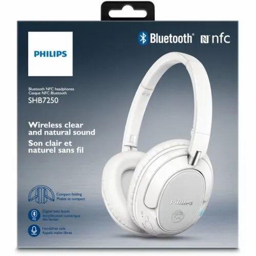 Philips bluetooth nfc in-ear headphones