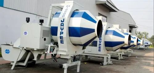 Rental Reversible Drum Batch Mix Plant EX850E - Reversible Mixer