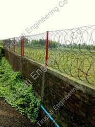 TEC Concertina Wire Double Layer Fencing