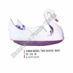 Swan Model Two Seater Boat