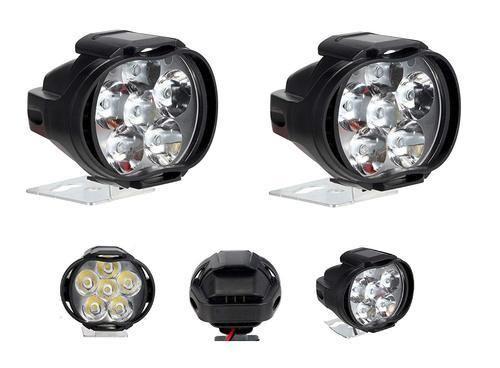 Auslese 6 Led Fog Spot Light Lamp For Bike