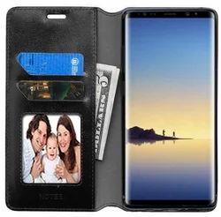 Samsung GALAXY Note 8 Leather Folio Flip Wallet Case
