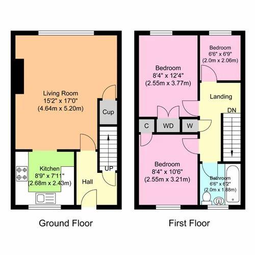 3d Floor Plan Isometric: Isometric Floor Plan Services In Sector 13, Gurgaon