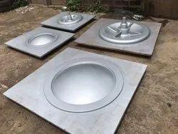 Metallic Aluminium & C.I Foundry Pattern
