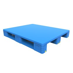 Heavy Duty Roto Molded Plastic Pallet for Storage