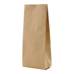 Plain Brown Food Paper Pouch