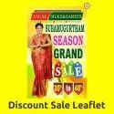 Discount Sale Leaflet