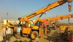Crane Rental, Material Lifting Crane Services in Gurgaon