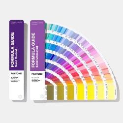 PANTONE Formula Guide Coated & Uncoated GP1601A 2019