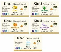 Khadi Natural Wet Wipes