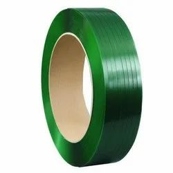 Green Pet Strap Roll