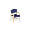 Cushioned Bentwood Chair