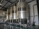 Liquid Reaction Stainless Steel Pressure Vessel, Capacity: 100-500 L