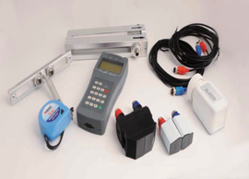 Clamp on Type Ultrasonic Flow Meter