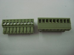 Combicon Female Straight Terminal Blocks