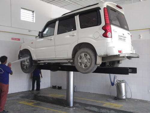 Garage Automotive Lifts Multi Parking Lift For Car Manufacturer
