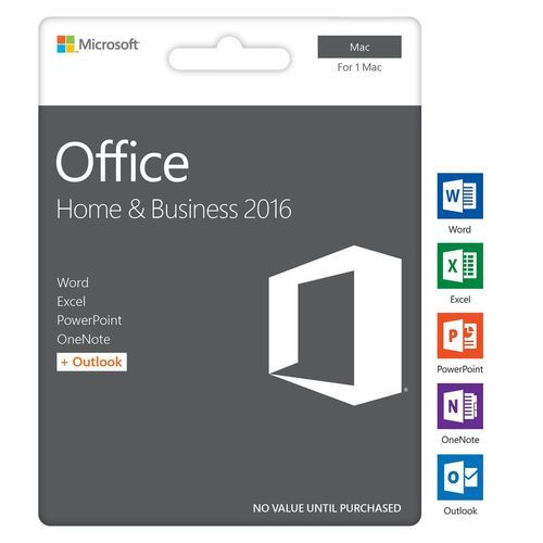 ms office for home and business 2016