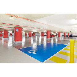 Parking Floor Coating Service