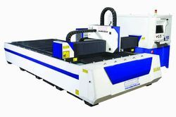 Dual Driver Fiber Laser Cutting Machine