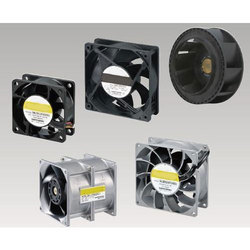 Sanyo Denki And Sanace DC Cooling Fans, Size: 36mm to 270mm