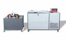 Frost resistance test apparatus