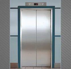 Mild Steel Elevator Door