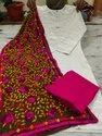 New Chikan Kurti with Chikan Palazzo N Dupatta for Womens